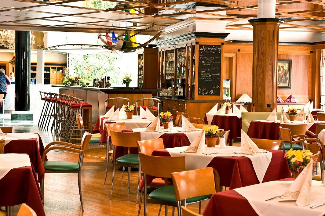Hotel Und Restaurant Bellevu